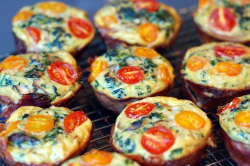 Egg muffins recipe nom nom paleo
